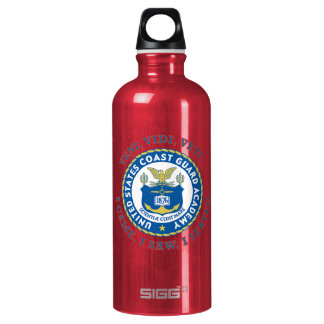 US Coast Guard Academy Water Bottle