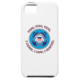 US Coast Guard Auxiliary iPhone SE/5/5s Case