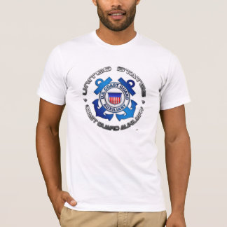 US Coast Guard Auxiliary T-Shirt