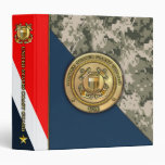 Us Coast Guard Binder at Zazzle