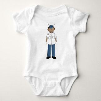 US Coast Guard Boy Baby Bodysuit