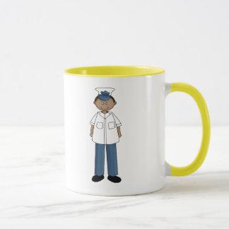 US Coast Guard Boy Mug
