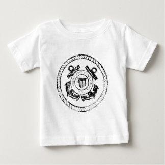 US Coast Guard - by: David Lee Baby T-Shirt