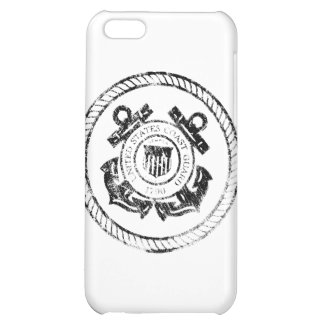 US Coast Guard - by: David Lee Cover For iPhone 5C
