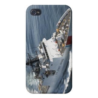 US Coast Guard Cutter Waesche 2 Covers For iPhone 4