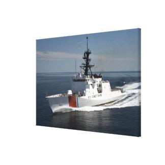 US Coast Guard Cutter Waesche 3 Canvas Print