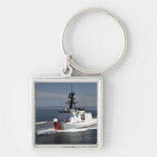 US Coast Guard Cutter Waesche 3 Keychain