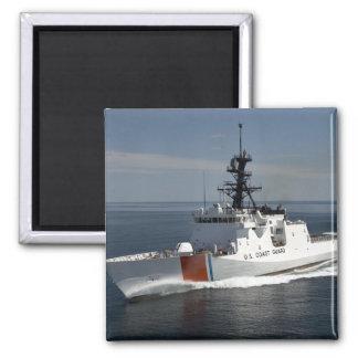 US Coast Guard Cutter Waesche 3 Magnet