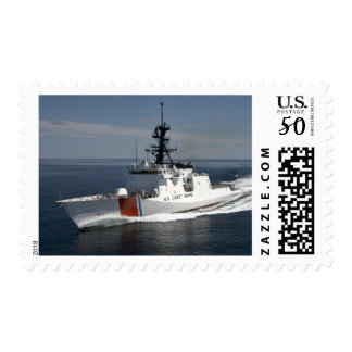 US Coast Guard Cutter Waesche 3 Postage