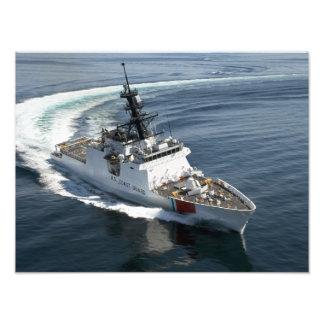 US Coast Guard Cutter Waesche Photo Print