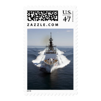 US Coast Guard Cutter Waesche Postage