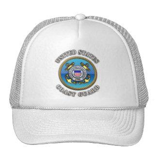 US Coast Guard Trucker Hat