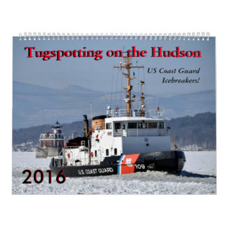 US Coast Guard Icebreakers 2016 Calendar