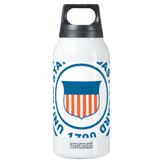 US Coast Guard Insulated Water Bottle