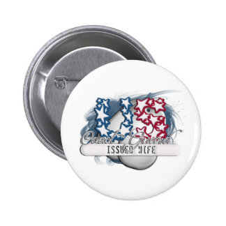US Coast Guard Issued Wife Buttons