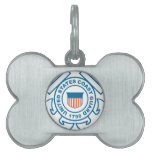 US Coast Guard Pet Tags