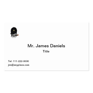 US Coast Guard Petty Officer First Class Double-Sided Standard Business Cards (Pack Of 100)