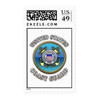 US Coast Guard Postage Stamp