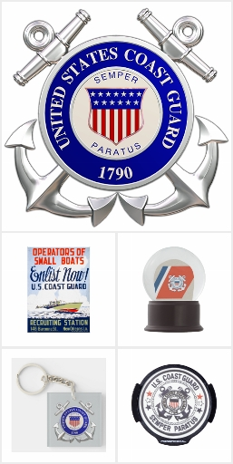 US Coast Guard Products Collection