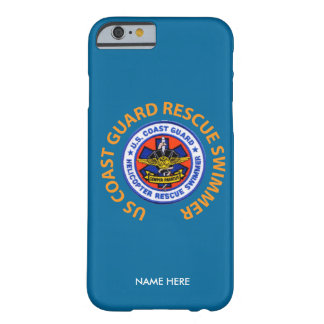 US Coast Guard Rescue Swimmer Barely There iPhone 6 Case