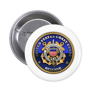 US Coast Guard Reserve Buttons