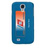 US Coast Guard Retired Shield Samsung Galaxy S4 Cover