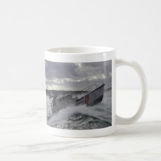 US Coast Guard Ship Patrolling Coffee Mug