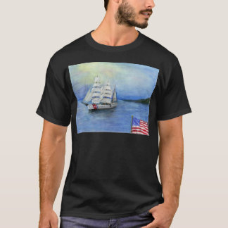 US Coast Guard Ship the Eagle T-Shirt