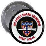 US Coast Guard Squadron Button