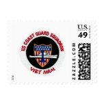 US Coast Guard Squadron Stamp
