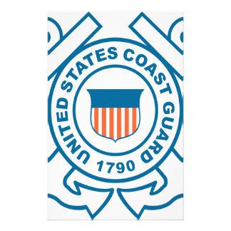 US Coast Guard Stationery