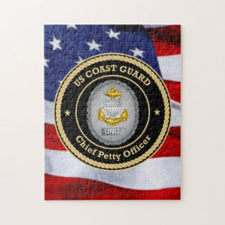 US Coast Guard Unit Chief Petty Officer Puzzle