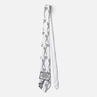 US Constitution: Article 6 Neck Tie