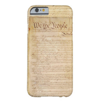 US CONSTITUTION BARELY THERE iPhone 6 CASE