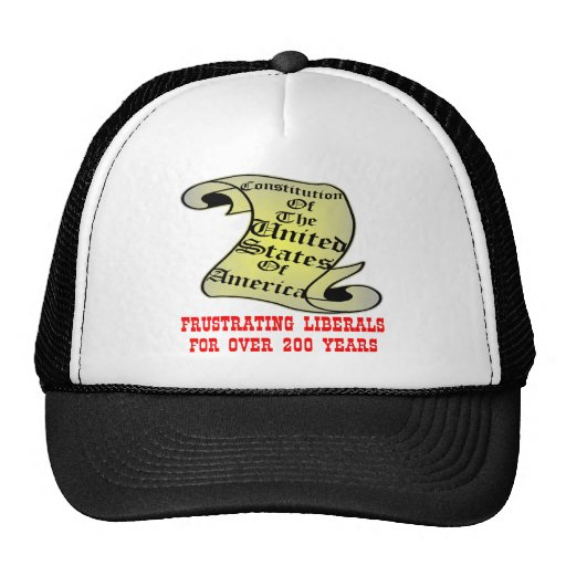US Constitution Frustrating Liberals Over 200 Year Trucker Hat