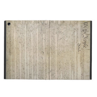 US Constitution iPad Air Covers
