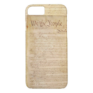 US CONSTITUTION iPhone 7 CASE