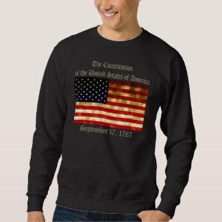 US Constitution Pull Over Sweatshirts