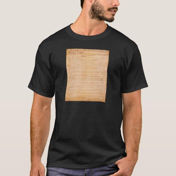 US CONSTITUTION Series T-Shirt