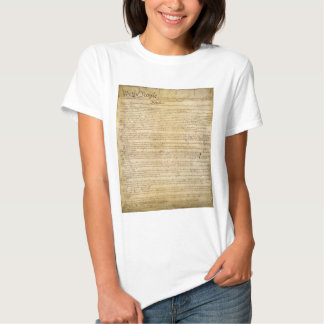 US Constitutional Freedoms - Know Your Rights! T-shirt