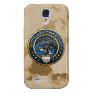 US Cyber Command Galaxy S4 Case