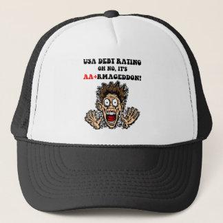 US Debt Trucker Hat