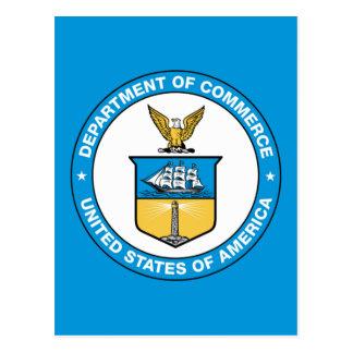 US Department of Commerce Postcard