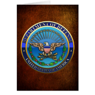 US Department of Defense (DoD) Card