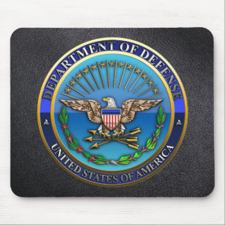 US Department of Defense (DoD) Mouse Pad