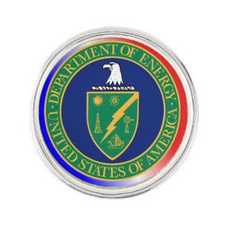 US Department Of Energy Lapel Pin
