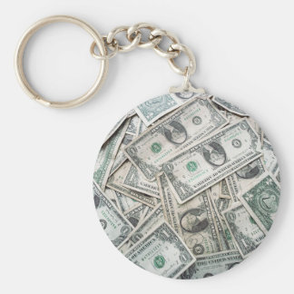 US Dollar Keychain