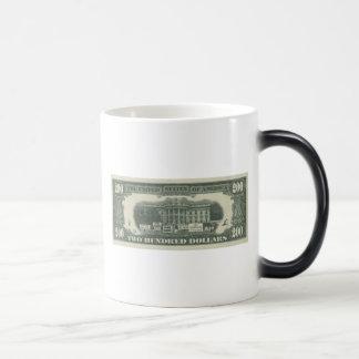 us dollar magic mug