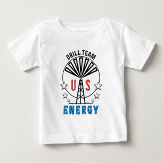 US Drill Team Baby T-Shirt