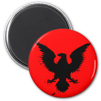 US Eagle 2 Inch Round Magnet